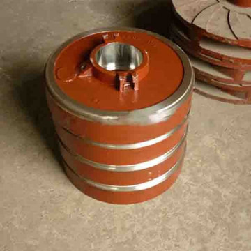 Expeller Ring Metal bomba pulpa